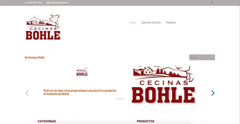 Cecinas Bohle