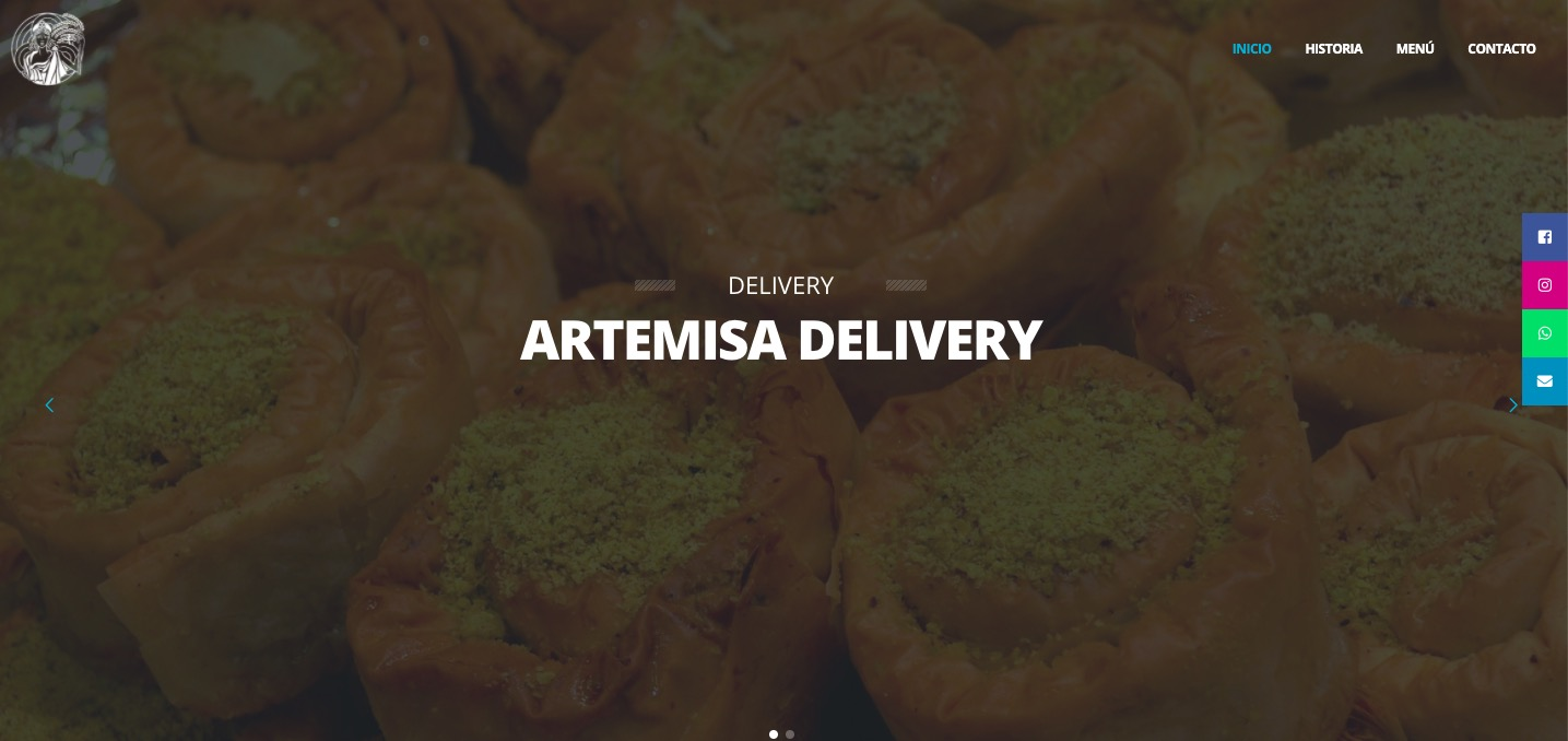 Artemisa Delivery